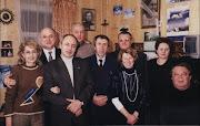 Команда КВН на юбилее Евгения Бута, 2001 г.