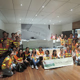 Visit to Cathay Pacific Cargo Terminal