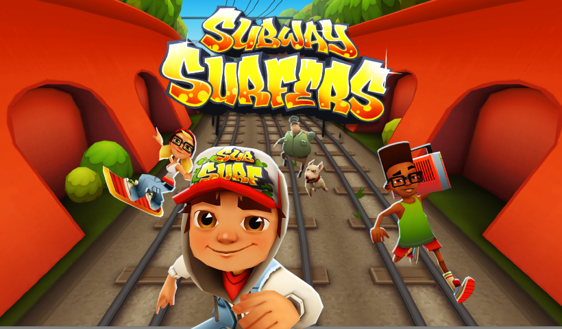 Subway Surfers para PC (teclado funcionando)