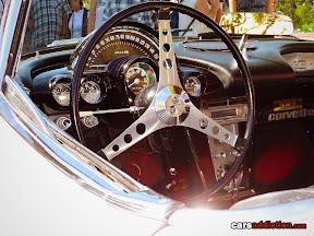 1962 Corvette Interior