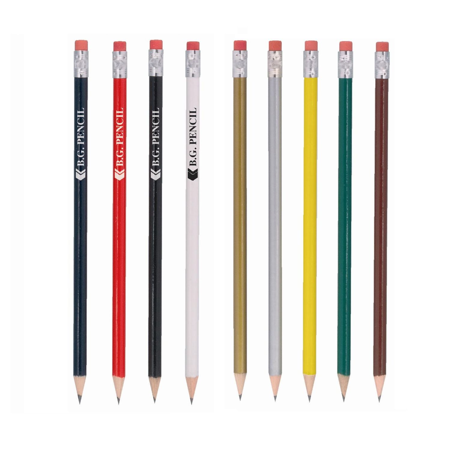 Promotional Pencils with Eraser