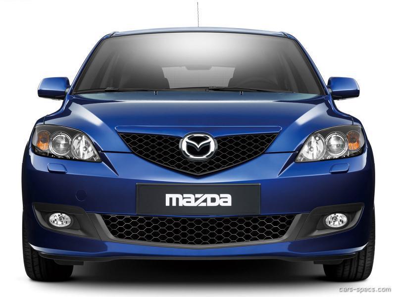 Charming ... 2006 Mazda 3 Facelift 00007 ...