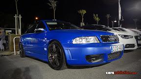 Audi RS4 - Nogaro Blue