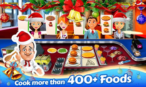Santa Restaurant Cooking Game 1.28 androidappsheaven.com 2