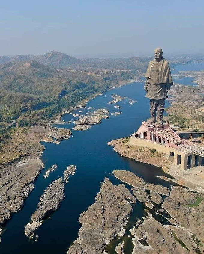 Statue of unity Gujarat 🇮🇳🇮🇳