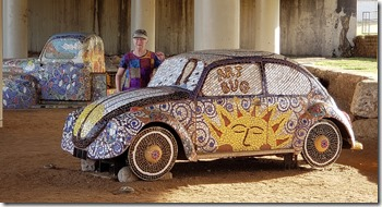 Mosaic VW and EJ