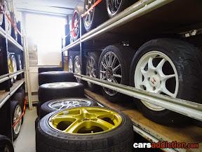 Impreza, Type-R Wheels