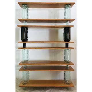 Modular Bottle Shelf