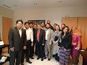 US State Department and University of Oklahoma met Ambassador Akramul Qader
