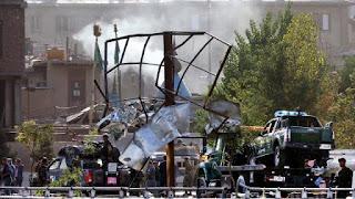 Afghanistan: 24 morts dans un double attentat taliban à Kaboul