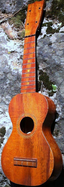 Southern California Music Co Hawaiian Soprano Ukulele