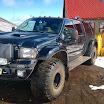 Badass Icelandic truck at Hrafntinnusker mountain hut. J-M Kekki