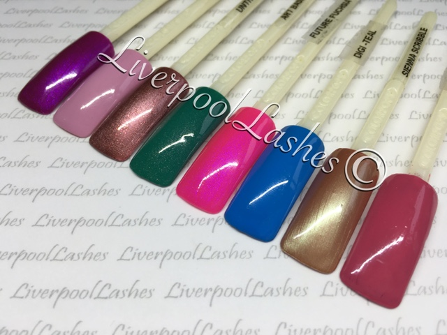 Liverpoollashes Beauty Blog Cnd Art Vandal Collection Shellac
