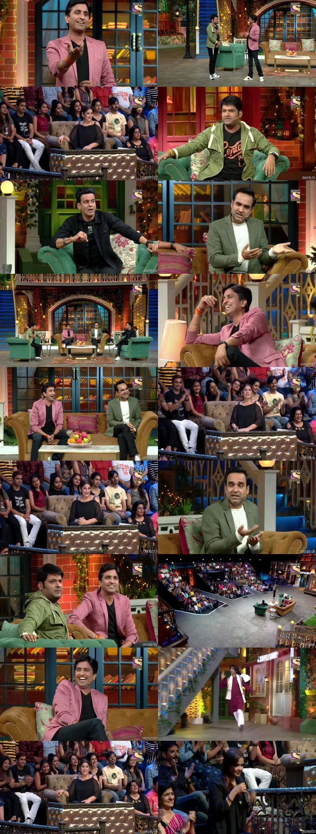 Screen Shot Of The Kapil Sharma Show 21st September 2019 Season 02 Episode 76 300MB Watch Online