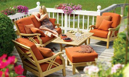 cojines para renovar mobiliario exterior