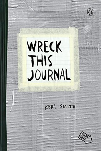 Free Books - Wreck This Journal (Duct Tape) Expanded Ed.