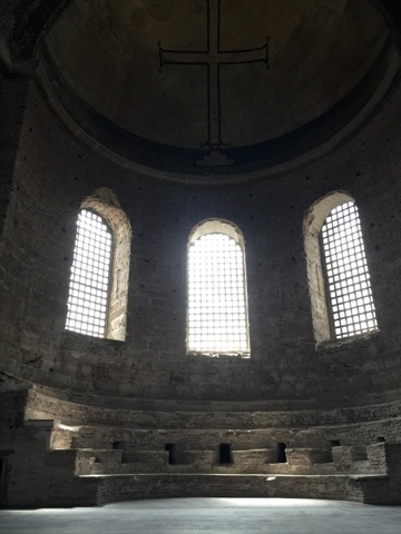 Hagia Irene church Istanbul