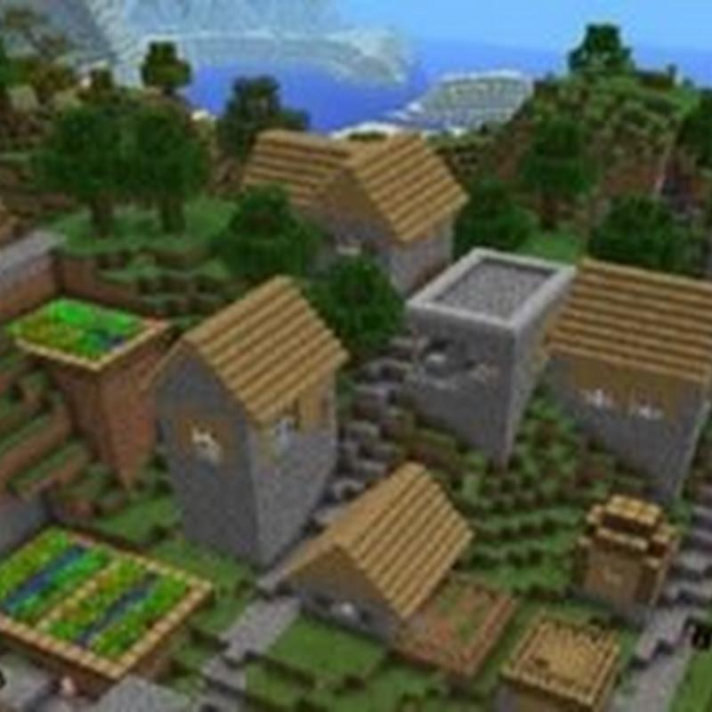 Minecraft So Werden Sie Zum Farmer Tipps Für Den Anbau Von - Minecraft haus unter wasser bauen