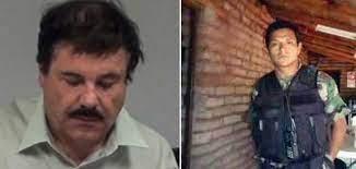 """Alejandro Aponte Gómez """"El Teniente Bravo"""", traicionó al Ejército para ser escolta personal del Chapo Guzmán y terminó ejecutado"""