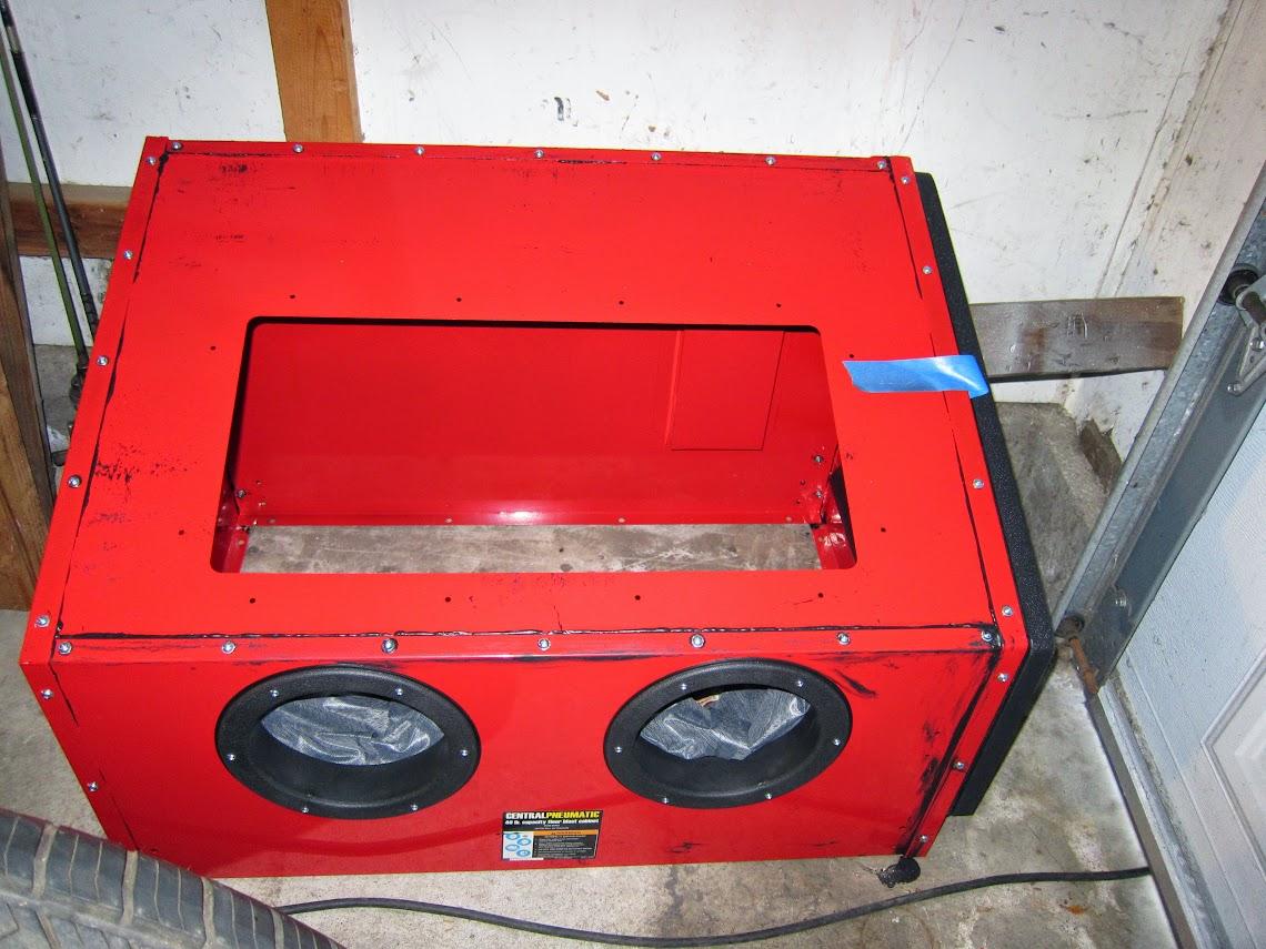 Diy Blast Cabinet Reclaimer Kit - Clublifeglobal com
