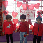 Valentines Day Celebration (Pre-primary) 15.02.2016