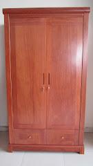 Tủ quần áo gỗ MS-179 (Còn hàng)