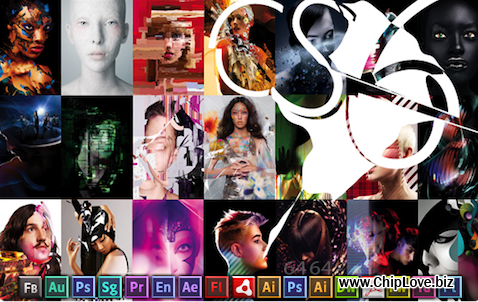 [MF - FShare] Adobe CS6 Master Collection Full - Trọn bộ Adobe CS6 + Crack - Image 1