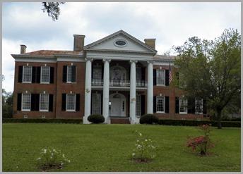 Auburn Mansion circa 1812