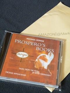 Prospero's BooksのCD