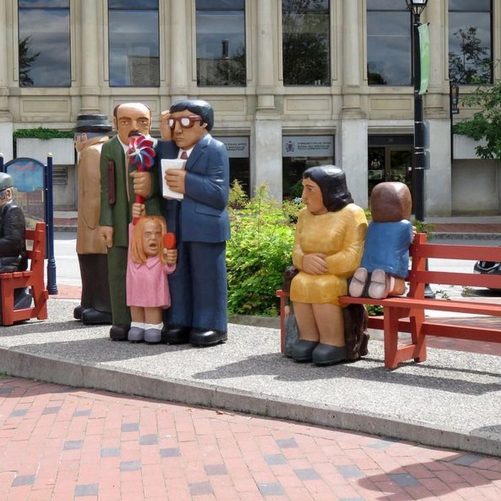 John Hooper's Public Art And Sculptures