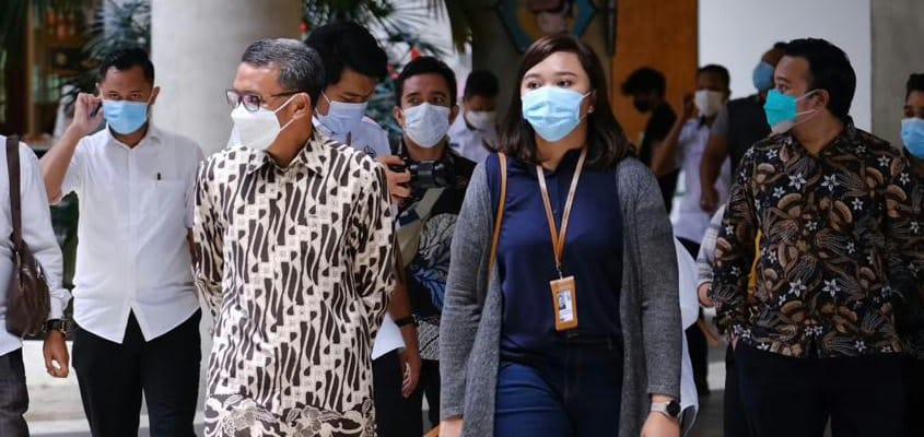 Di Non Aktifkan Sebagai Staf Khusus Gubernur, Putri Fatima NA Tepis Fitnah Terkait Issue Gajinya 18 Juta