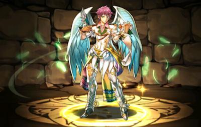 癒しの大天使・ラファエル