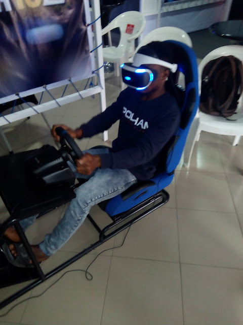 My Experience At XcapeReality - Nigeria's First V.R Gaming Arcade Center 15