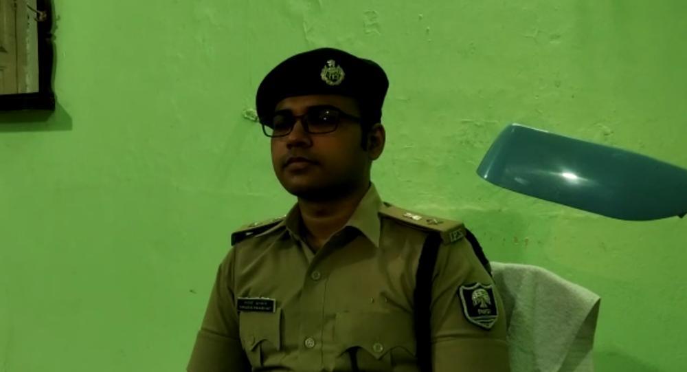 भागलपुर में नए एएसपी बने  आईपीएस स्वर्ण प्रभात, कहा अपराध नियंत्रण पहली प्राथमिकता