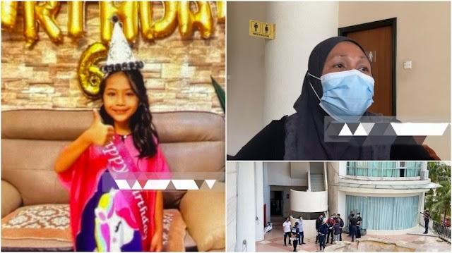 'Mama Reda Sayang..' Anak 6 Tahun MninggaI Dunia Terjtuh Dari Hotel.