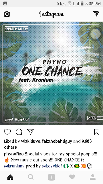 phyno-ft-kranium-one-chance