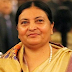 President Vidyadevi Bhandari is scheduled to pay a two-day visit to Bangladesh