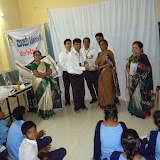 Free Workshop at Govt. High School Kethmaranhalli Aug 11, 2012