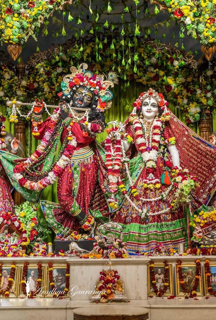 ISKCON Mayapur Deity Darshan 14 Jan 2017 (48)