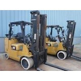 Off-Lease and Surplus Forklifts, Material Handling and Packaging Equipment