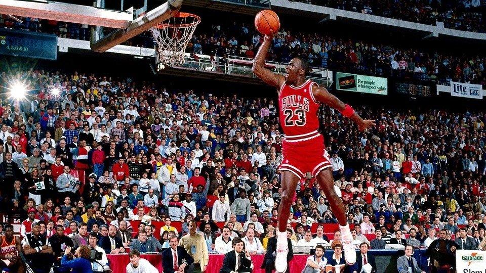 Watch Michael Jordan: Air Time live