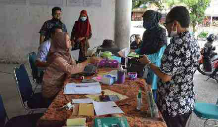 Layanan Pembayaran PBB di Gedung M. Syafei