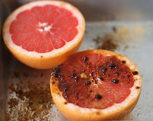 Thumbnail image for Broiled Grapefruit with Muscovado and Ginger