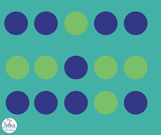 Use patterns to begin to teach your class how think algebraically even in elementary school