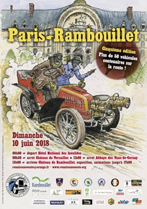 20180610 Paris Rambouillet 1