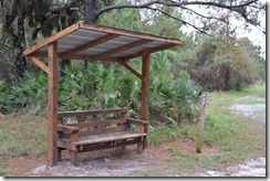 Covered benches-2