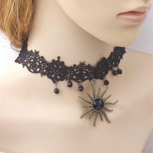 Women Choker Necklace Design (app)