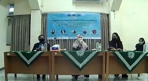 Cegah Penyalahgunaan Narkoba, FH UMT Tangerang Hadirkan Ketum DPP GANN dan Kepala BNNK Tangerang Sebagai Narasumber