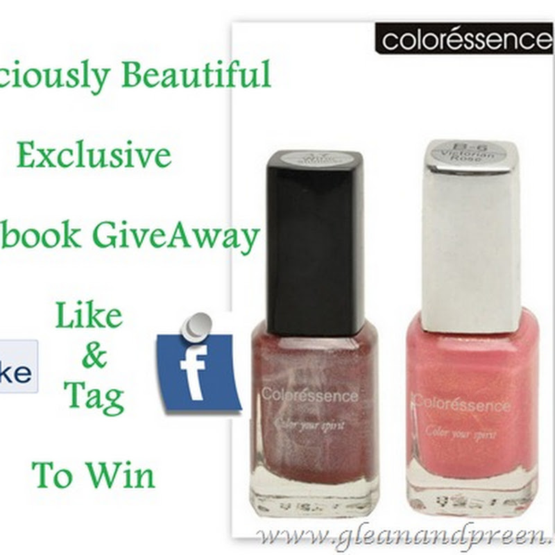 Sagaciously Beautiful: Sagaciously Beautiful's Exclusive Facebook Giveaway
