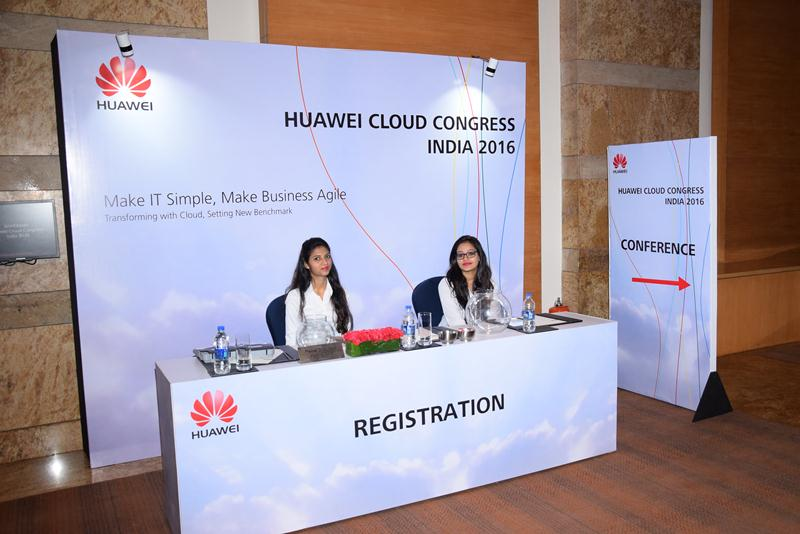 Huawei Cloud Congress India 2016 - 10